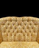 fotel wrócił Zdjęcia Royalty Free