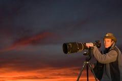 Fotógrafo Fotografía de archivo libre de regalías