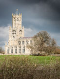 Fotheringhay church Stock Photos