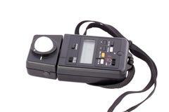 Fotómetro de destello para la fotografía Imagenes de archivo