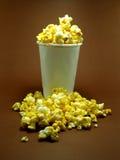 Foto 05 del popcorn Immagini Stock Libere da Diritti