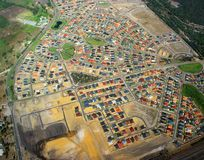 Foto aérea 1 fotos de stock