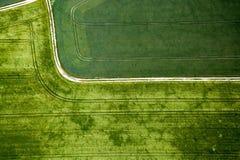 Foto aérea de ámbitos, Alemania fotografía de archivo libre de regalías