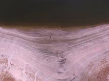 Foto aérea 2 de Embalse de Pedrezuela Fotos de archivo libres de regalías