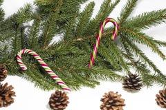 Foto abstracta de la Navidad Imágenes de archivo libres de regalías