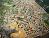 Foto aerea 1 fotografie stock
