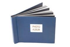 Foto-album Royalty-vrije Stock Afbeeldingen