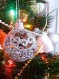 Foto alegre dos cristmas Imagens de Stock