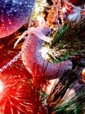 Foto allegra di cristmas Immagine Stock