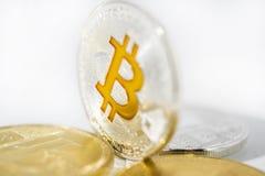 Foto astratta del cryptocyrrency fotografia stock libera da diritti