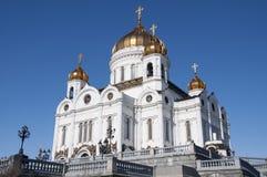 Kathedrale von Christus der Retter Lizenzfreies Stockbild