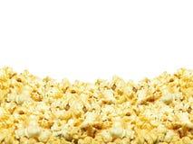 Foto auf Lager - Popcornbeschaffenheitshintergrund Lizenzfreies Stockfoto