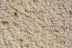 Foto av en gammal cementväggtextur Royaltyfri Fotografi