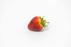 foto av en jordgubbe arkivfoton