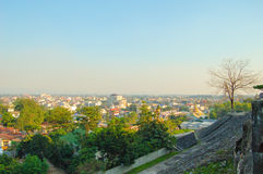 Foto av Myanmar Arkivbild