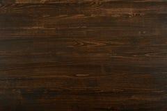 Foto av naturligt trä för bakgrund eller textur, färg för mörk brunt royaltyfria foton