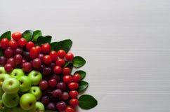 Foto av ny frukt Royaltyfri Bild