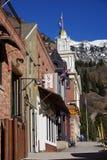 Foto av Ouray, Colorado arkivbild