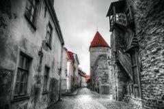Foto av Tallinn Arkivfoton