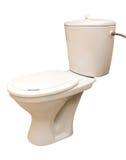 Toalett Fotografering för Bildbyråer