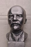 Foto bronze Lenin, portrait Stock Photo
