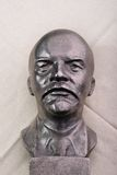 Foto bronze Lenin, portrait Stock Photos