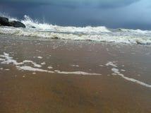 Foto butty-piene dell'acqua e del mare fotografia stock libera da diritti