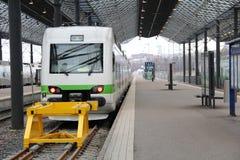 Treno moderno Immagini Stock Libere da Diritti