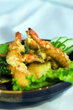 Foto común del alimento japonés T Fotografía de archivo