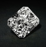 Foto común: Diamante enorme Foto de archivo libre de regalías