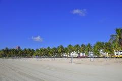 Foto común Miami Beach fotografía de archivo libre de regalías