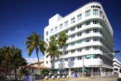 Foto conservada em estoque de Lincoln Road Miami Beach FL Imagem de Stock
