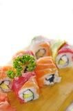 Foto conservada em estoque do alimento japonês,   imagem de stock