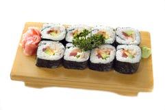 Foto conservada em estoque do alimento japonês,   fotografia de stock