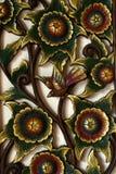 Foto conservada em estoque do teste padrão de madeira Foto de Stock