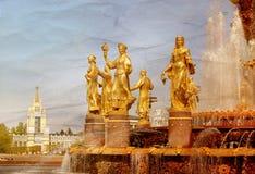 Foto czerepu fontanna Obraz Stock