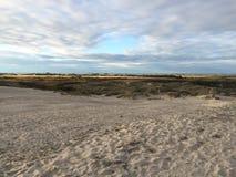 Foto da paisagem da praia imagens de stock royalty free