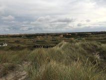 Foto da paisagem da praia foto de stock royalty free