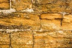 Foto da parede de pedra envelhecida para o fundo imagem de stock royalty free