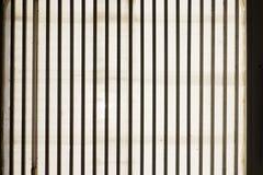 Foto de acero del silluate del tejado del toldo de los enrejados del fondo Imagen de archivo libre de regalías