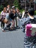 Foto de Kyoto de Op. Sys. Imagenes de archivo