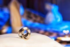 Foto de la boda Foto de archivo libre de regalías