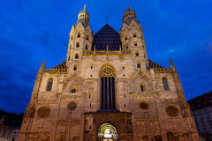 Foto de la catedral del ` s de St Stephen Fotografía de archivo