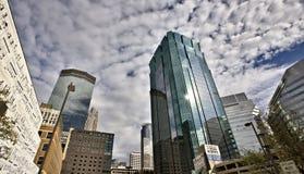 Foto de la ciudad de Minneapolis Imagenes de archivo