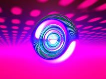Foto de la dimensión de una variable 3d Fotografía de archivo libre de regalías