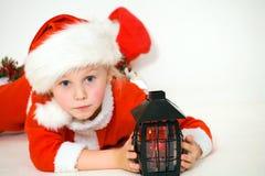 Foto de la Navidad Fotografía de archivo