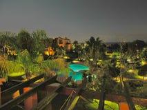 Foto de la noche Imagenes de archivo