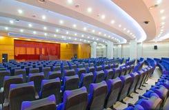 Foto de la sala de conferencias del hotel Fotografía de archivo libre de regalías