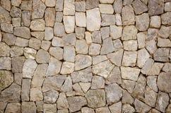 Foto de la textura de la pared de piedra imagenes de archivo
