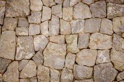 Foto de la textura de la pared de piedra foto de archivo libre de regalías